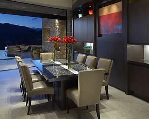 Contemporary Dining Room - Decosee.com