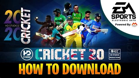 Cricket 19 is a sports game the lets you experience how it is like to be a professional cricket player. How To Download & Install Ea Sports Cricket 2020 Patch ...
