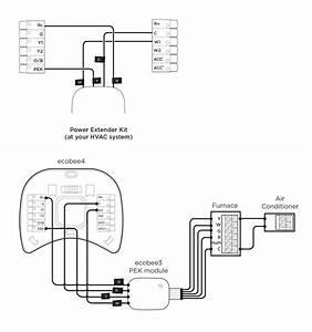 Ecobee3 Wiring Diagrams  U2013 Ecobee Support