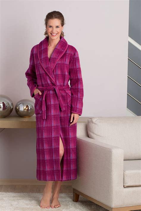 robe de chambre chaude femme la robe de chambre et acrylique robe de chambre
