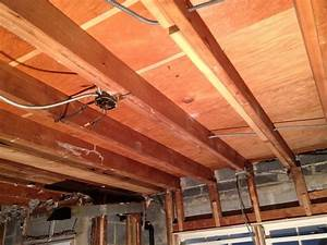 Sister joist notch question building construction for Notching a floor joist