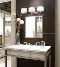 great contemporary bathroom fixtures 14 Great Bathroom Lighting Fixtures in Brushed Nickel