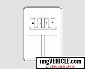 Honda Pilot Ii Fuse Box Diagrams  U0026 Schemes