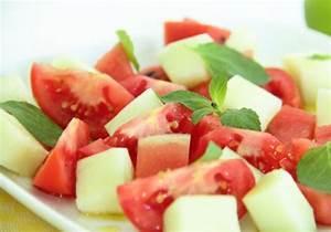 Pferdemist Für Tomaten : tomaten melonen salat rezept ~ Watch28wear.com Haus und Dekorationen