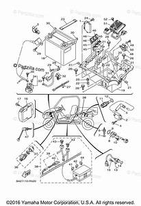 Yamaha Side By Side 2016 Oem Parts Diagram For Electrical