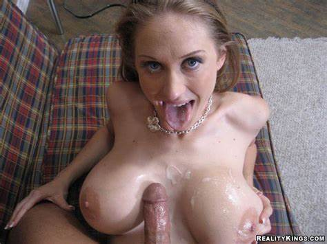 Glamurous Harlot Fucked Her Twat With Sticky Sperm