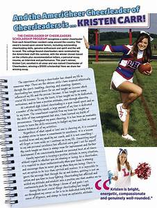 Inside Cheerleading Magazine By Courtney Wilkes Muller At