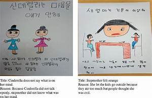 Children U0026 39 S Drawings Of Their Parodies Of Cinderella And