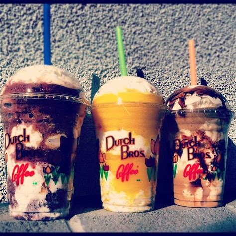 Everyone thinks their dutch order is the best order and they're not wrong.so what's your drink order? Free flavors & whip!   Dutch bros drinks