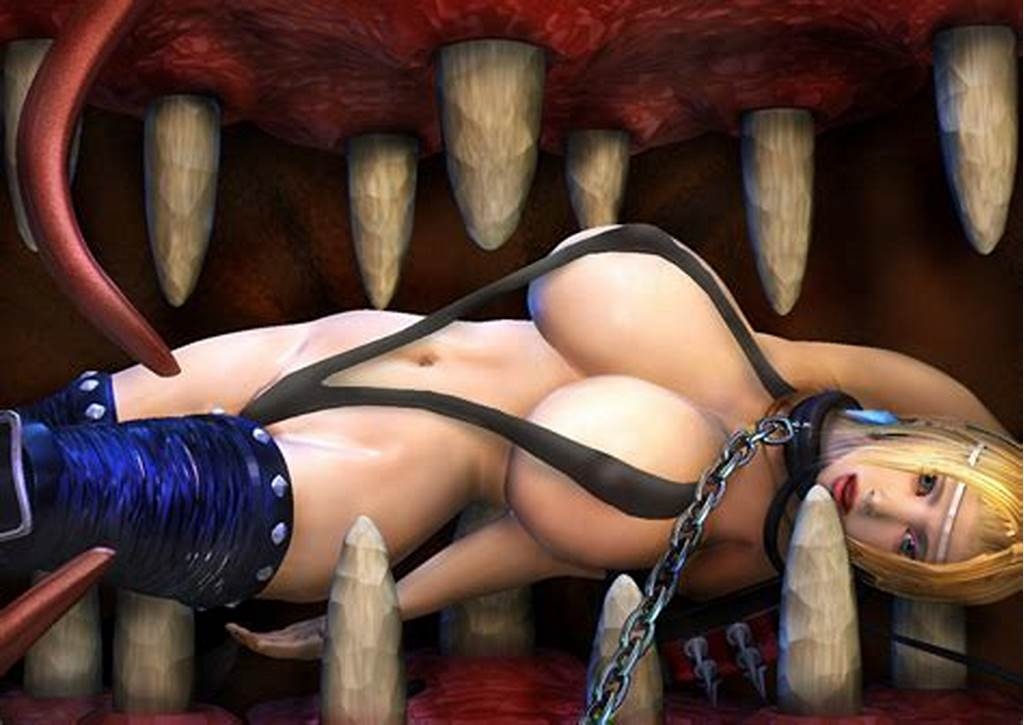 #Chained #Slave #Girl #Forced #Into #Alien #Sex #: #World #Of