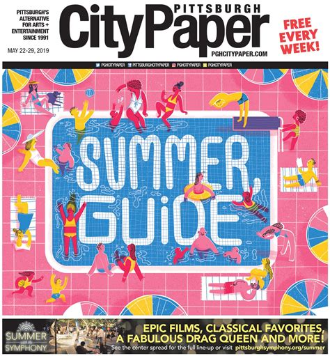 MAY 22 2019 Pittsburgh City Paper by Pittsburgh City