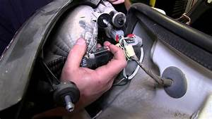 Installation Of A Trailer Wiring Harness On A 2008