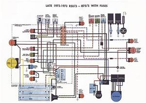 R75  5 Wiring Diagram