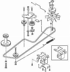How To Install A Drive Belt On A John Deere Lt 155