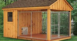 amish dog kennels for sale in nj b l woodworking With outdoor dog kennels for sale