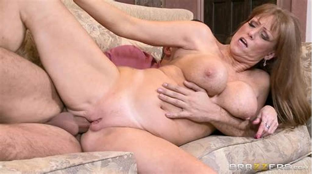 #Mature #With #Big #Tits #Darla #Crane #Fucked #In #Her #Ass