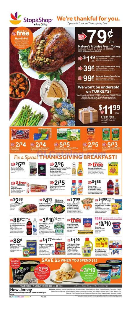 Here are 16 stores open on thanksgiving 2020, in case you need a few more ingredients. Stop And Shop Circular Valid Jun 26 - Jul 2, 2020 Sneak Peek Preview   Thanksgiving grocery ...