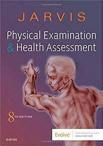 Test Bank For Seidel U2019s Guide To Physical Examination