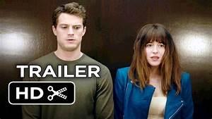 Shades Of Grey Film : fifty shades of grey official trailer 2 2015 jamie ~ Watch28wear.com Haus und Dekorationen