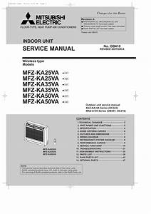 Wiring Diagram For Mitsubishi Ac Unit