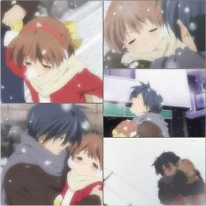 Clannad, Hard to and Clannad after story on Pinterest