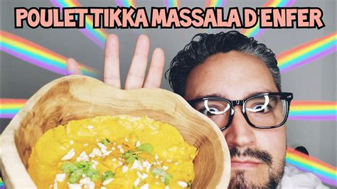 Vous pouvez faire ce plat avec des blancs de poulet ou des cuisses de poulet, il suffira de prolonger un peu la cuisson pour les cuisses afin qu'elles soient bien cuites et que la viande commence à se détacher. Poulet Tikka massala à ma façon 😋😋 - YouTube
