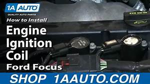 How To Install Replace Engine Ignition Coil 2003