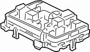 Chevrolet Hhr Fuse Box  Underhood  W  Abs  Electrical