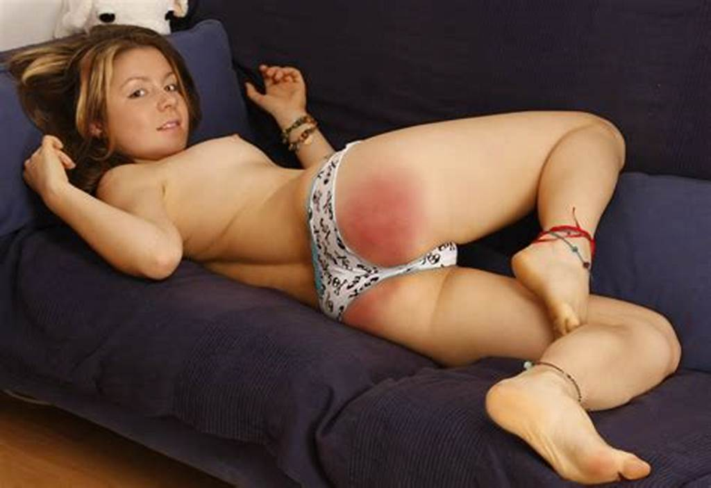 #Little #Girl #Bottom #Spanked