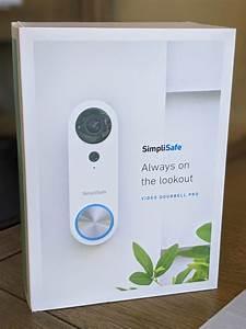 Simplisafe Video Doorbell Pro Review