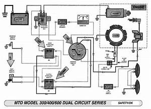 Lawn Mower Ignition Switch Wiring Diagram And Mtd Yard Machine For  With Images