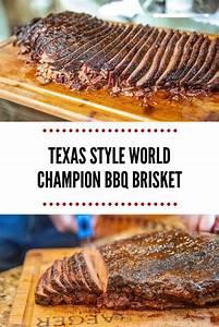 Texas Style World Champion Bbq Brisket In 2019