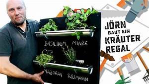 Kräutergarten Küche Selber Machen : kr uterregal selber bauen ganz einfach mit diesem trick ~ Watch28wear.com Haus und Dekorationen