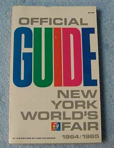 Officiaal Guide New York World U0026 39 S Fair 1964 1965 Vintage Advertisement
