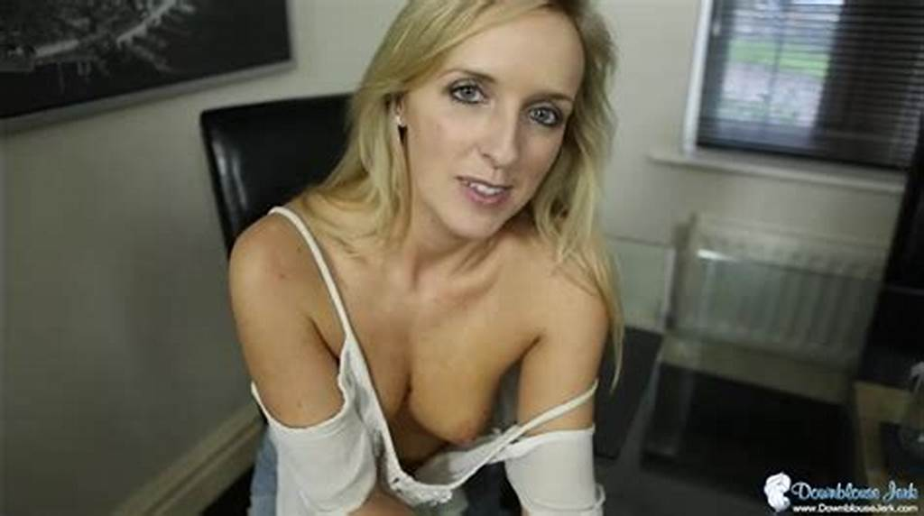 #Small #Tits #Downblouse #Tease #From #A #Beauty