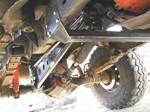 Rear Traction Bar Kit K5 Blazer Chevy Gm 4x4 From Ord