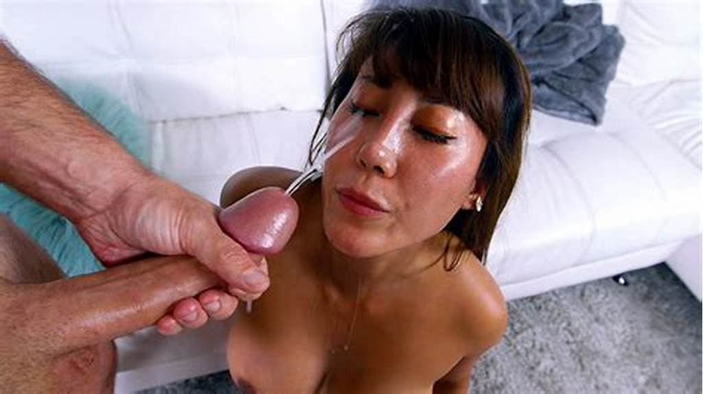 #Asian #Milf #Tiffany #Rain #Gets #Blinded #With #Cumshots #To #Her