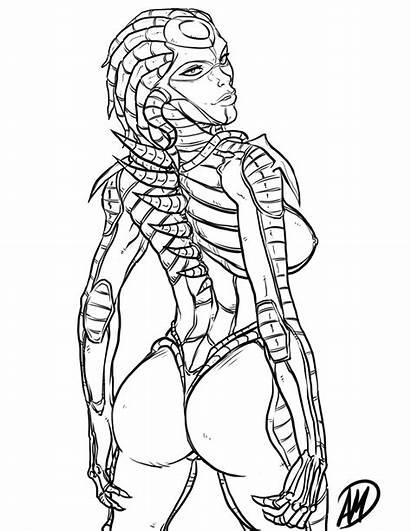 Sil Species Hentai Ganassa Alien Monster Deviantart