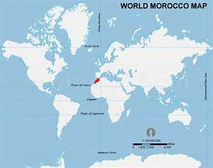 Outline Map Of South America Morocco Location Map Location Map Of Morocco