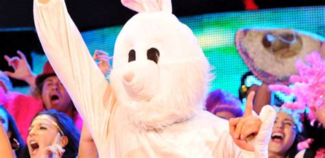 Alice bunny face reveal video 10 questions and answers! The Bunny Revealed - See The Bunny Without His Mask On In ...