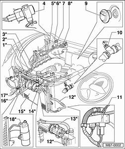 Volkswagen Workshop Manuals  U0026gt  New Beetle  U0026gt  Heating