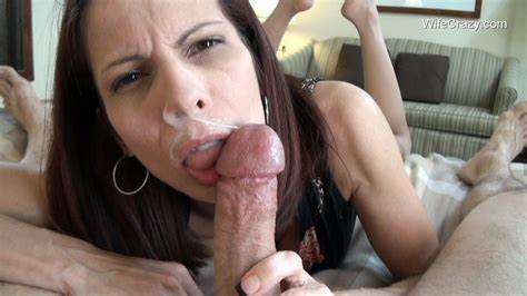 Lick Facialed Cum Swallow Comely