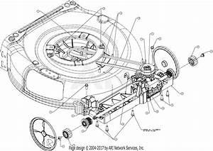 Mtd 12avb2rq719  2016  Parts Diagram For Transmission