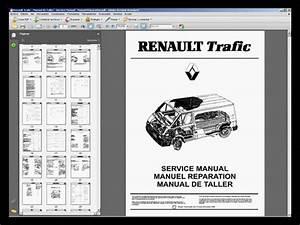 Renault Trafic - Manual De Taller