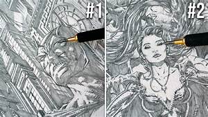 10 Insanely Detailed Drawings You Wont Believe Exist