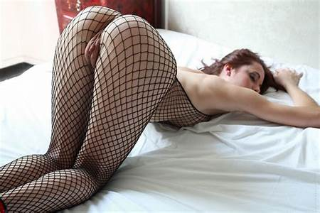 Fishnet Teen Nude Models