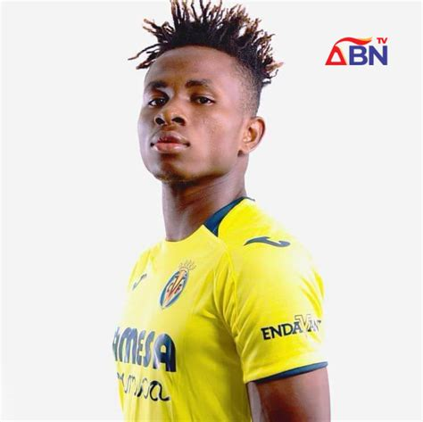 Another name recently linked with liverpool is villarreal winger samuel chukwueze. ABN TV Boss Salutes Super Eagles Samuel Chukwueze On His Birthday   ABN TV