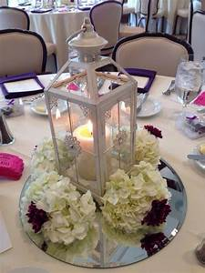 lantern bridal shower centerpiece bridal shower With table decorations for wedding shower