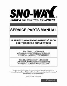 Diagram Dogg Relay Snow Wiring 16160410