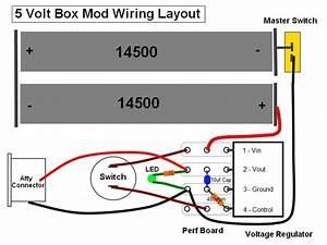 Vape Mod Led Switch Wiring Diagram